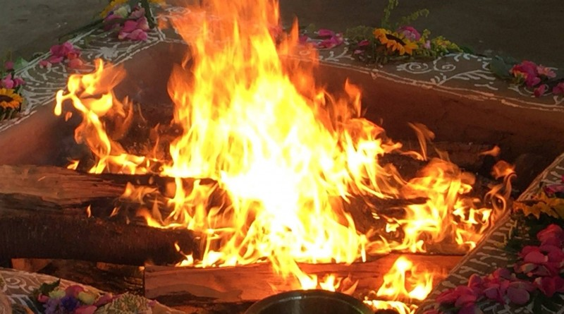 Havan talks (Guru Purnima 2016 Holland)