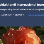 Haidakhandi International Journal 16