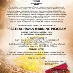 Practical Havan Learning Program – Haidakhan – 20 – 22 March 2018