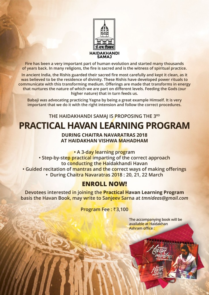 Practical Havan Learning Program